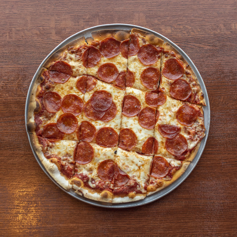 Candlelite pizza