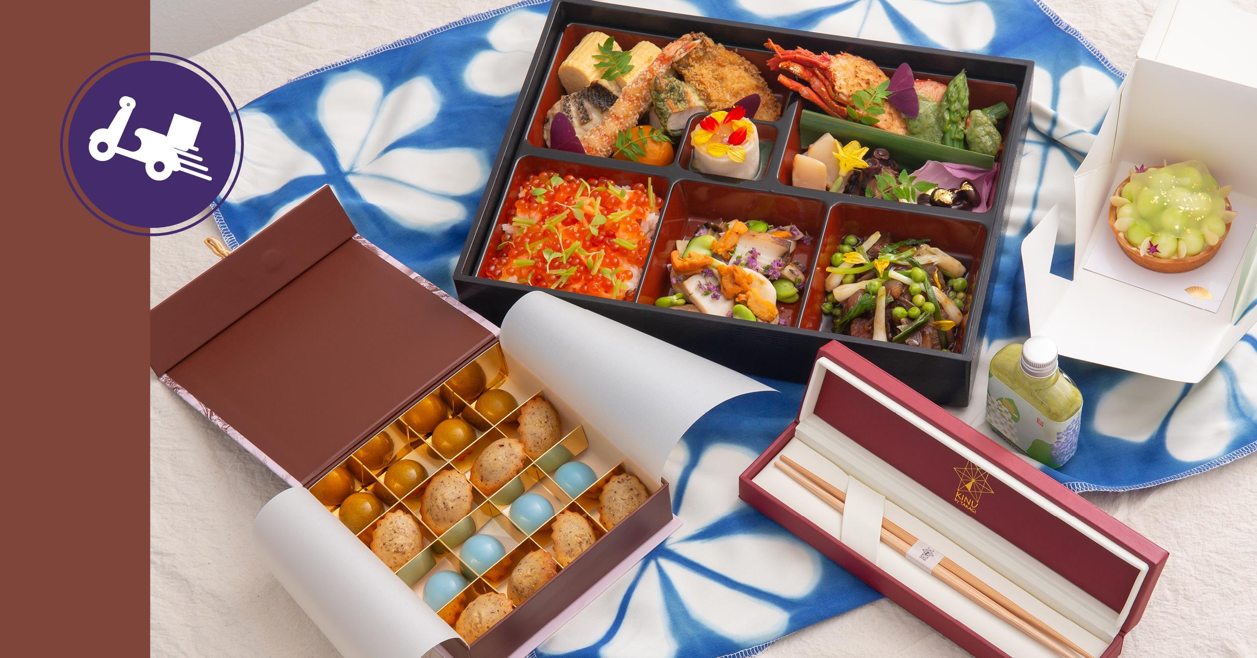 รีวิวเบนโตะสุดพรีเมียมจาก 'Kinu by Takagi' ห้องอาหารไคเซกิแห่งโรงแรมแมนดาริน โอเรียนเต็ล