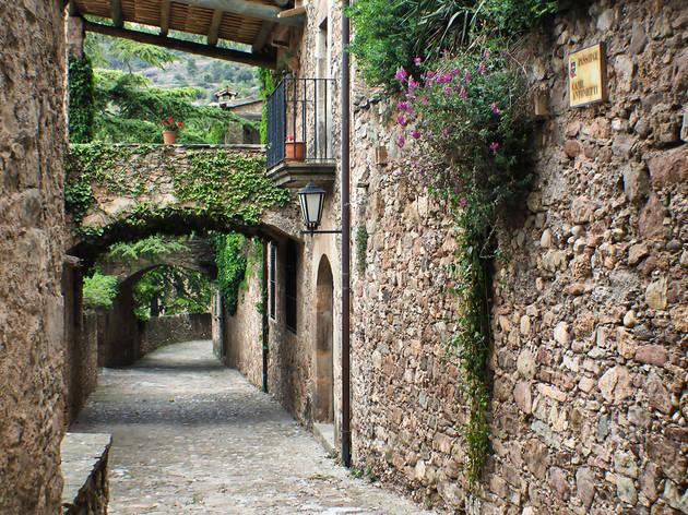Els pobles més bonics de les comarques de Barcelona