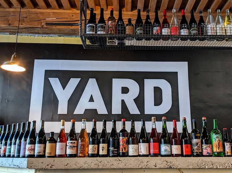 Déboucher les meilleurs flacons de vin naturel en terrasse