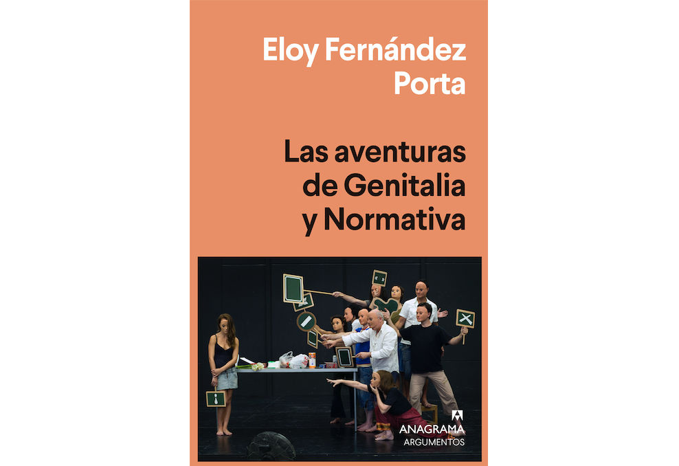'Las aventuras de Genitalia y Normativa', Eloy Fernández Porta