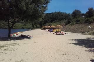 Praia Fluvial do Castelo