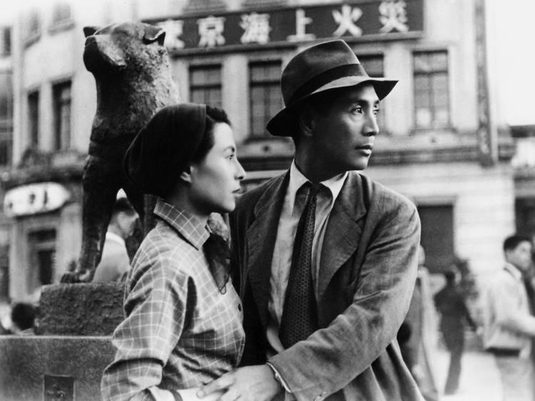 Tokyo – Love Letter (1953)