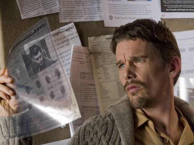 ETHAN HAWKE stars in SINISTER