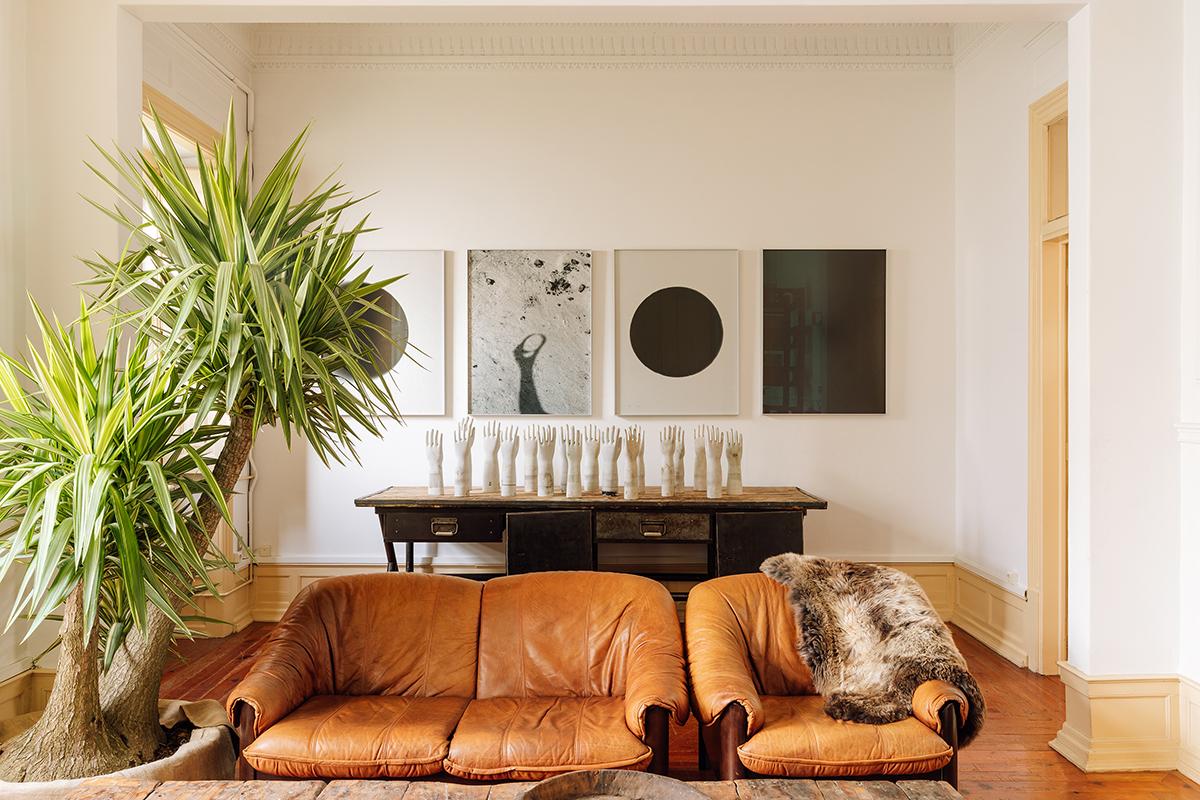 LX Lapa: caça ao tesouro de peças de mobiliário do séc XX, plantas e arte