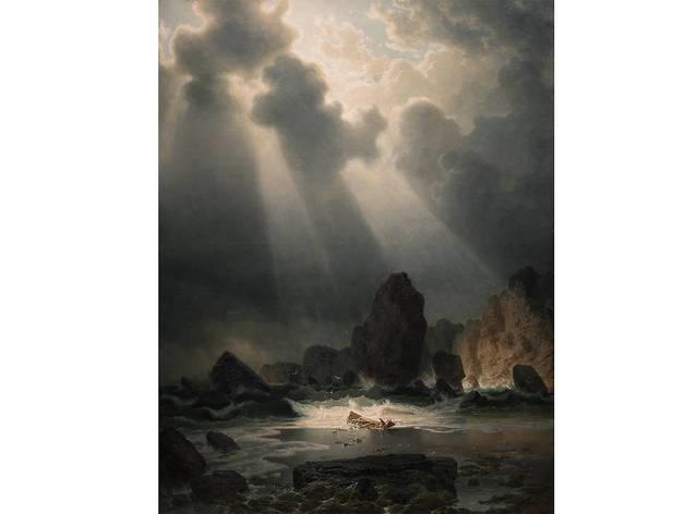 Después de la tormenta  (Foto: Cortesía Museo Nacional de San Carlos)