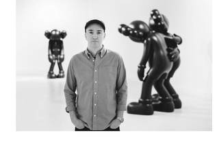 KAWS(Brian Donnelly) photo:Nils Mueller for Wertical