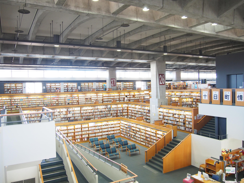 Tokamachi City Library