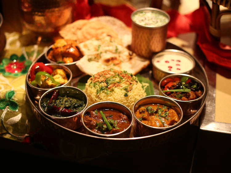 Go for a curry in Birmingham's Balti Triangle