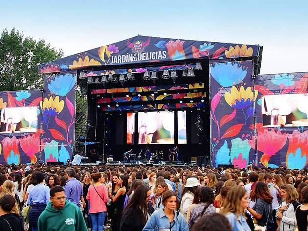 Festival Jardín de las Delicias