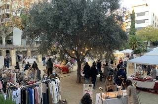 Les Tres Torres Market