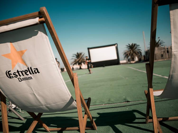 Cinema Lliure a la Platja 2021