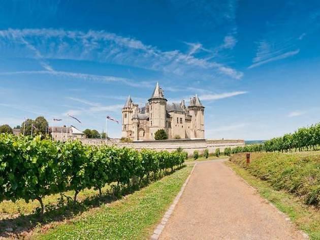 Chateau du Saumur, Loire Valley, France