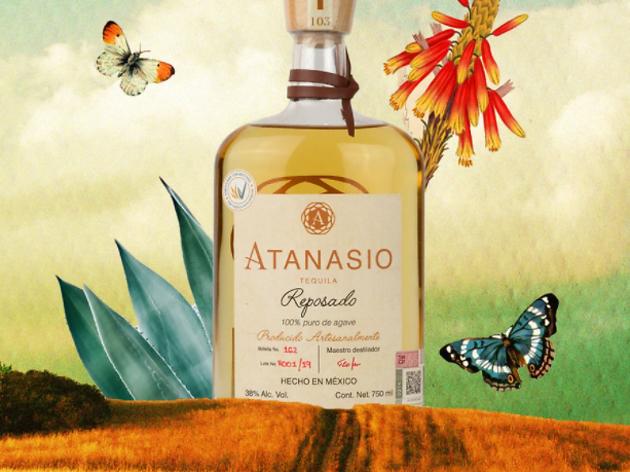 Tequila Anastasio Reposado