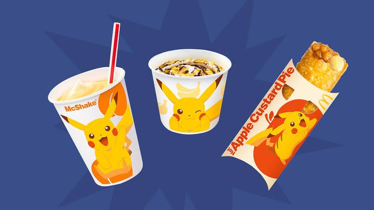 McDonald's x Pokémon