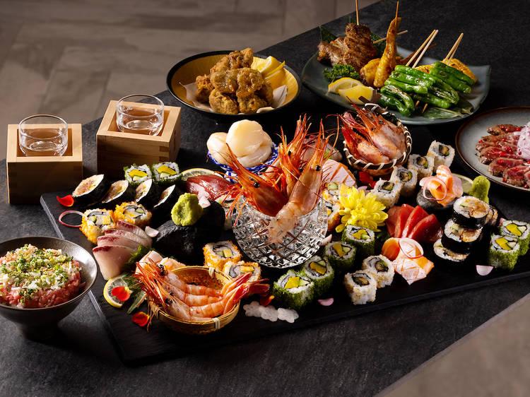 Fumi:北海道鱈場蟹早午放題