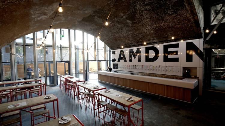 Photograph: Camden Town Brewery