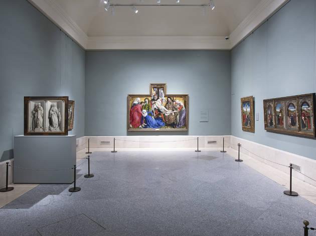 Sala 058 Museo del Prado