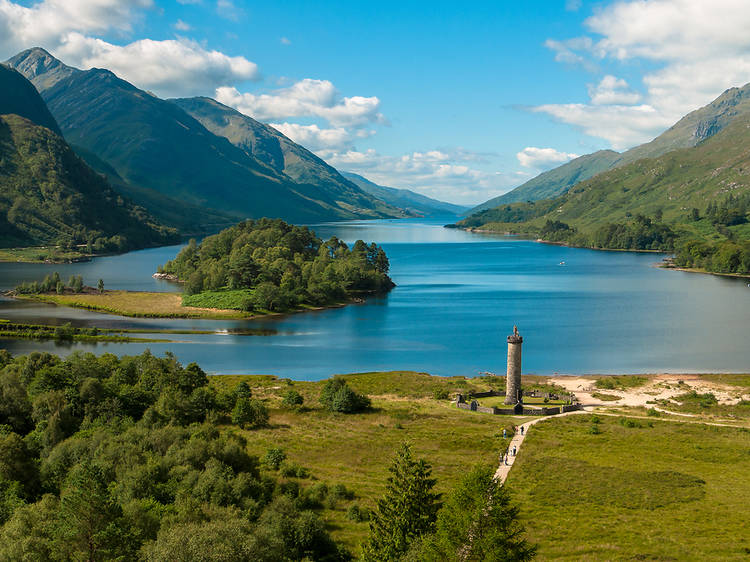 Seek out myth and legend in the Scottish Highlands