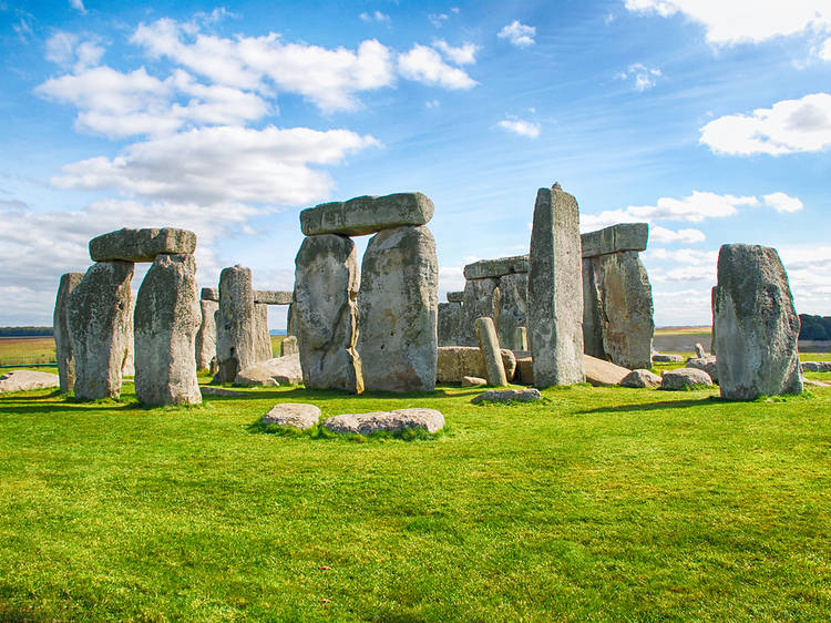 Come up with your own conspiracy theories at Stonehenge