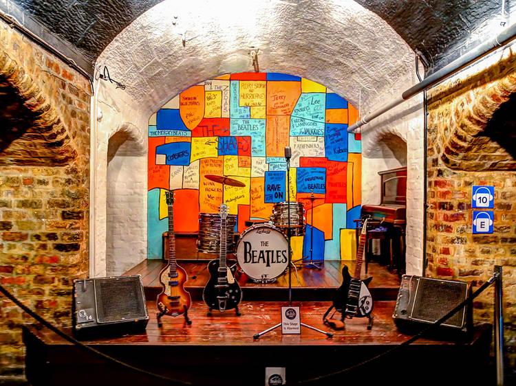 Visit The Beatles' childhood homes