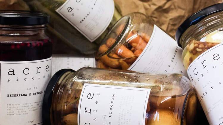 Pickles, Fermentados, Acre Pickles