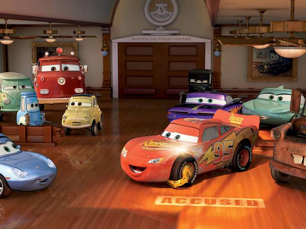 Disney Pixar's Cars