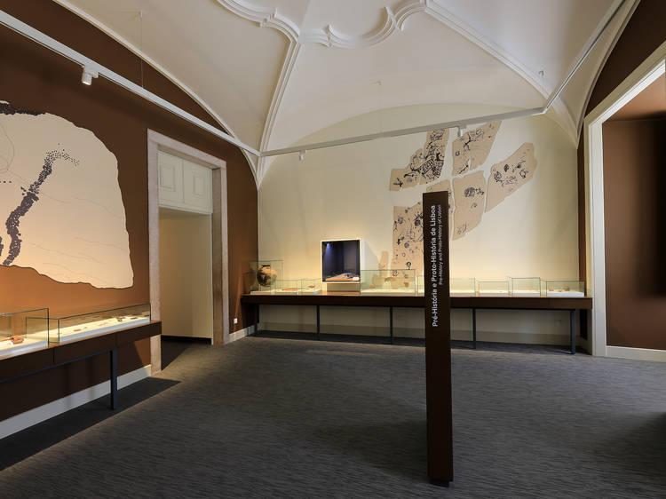 Sala 1: Pré-História e Proto-História