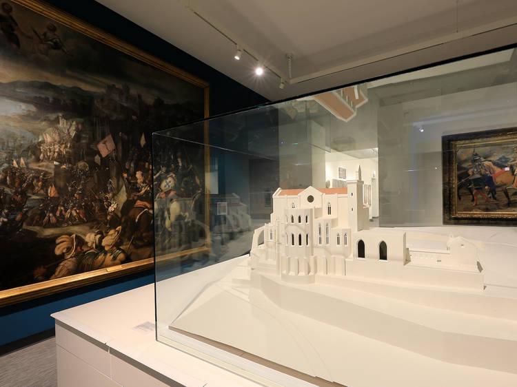 Sala 7: Cidade Medieval Cristã