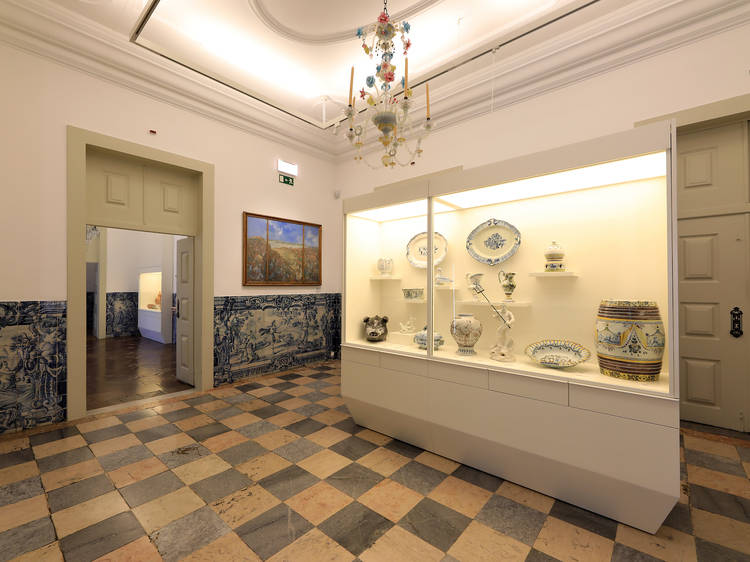 Salas 15, 16, 17, 18 e 19: Cidade dos ofícios. Produção cerâmica
