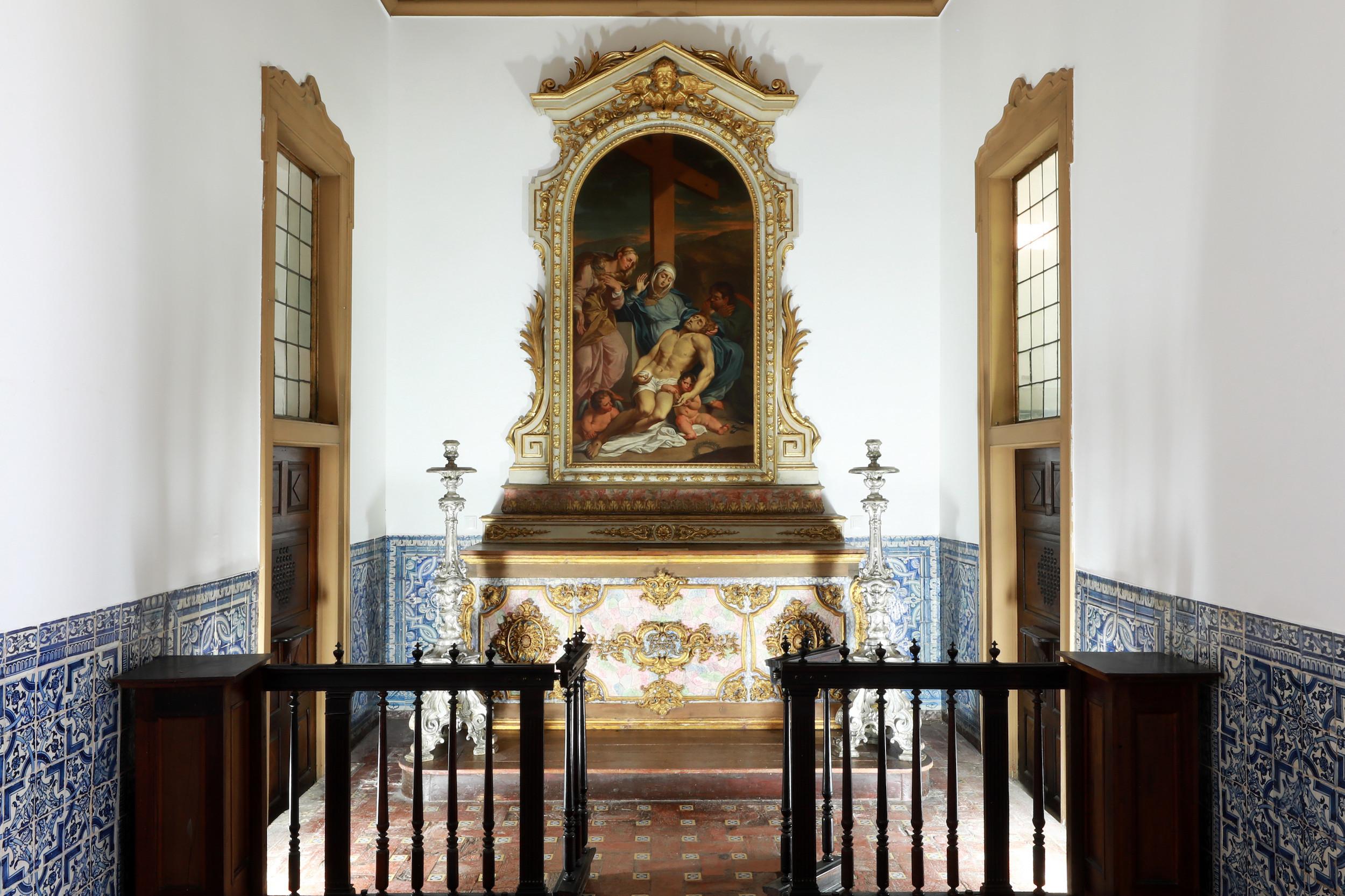 Capela do Museu de Lisboa