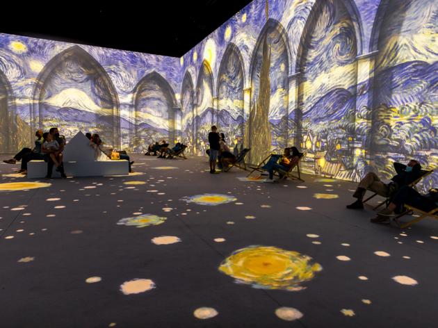 Van Gogh: The Immersive Experience