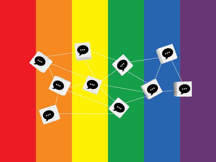 En busca de un lenguaje igualitario para la comunidad LGBTTTIQ+