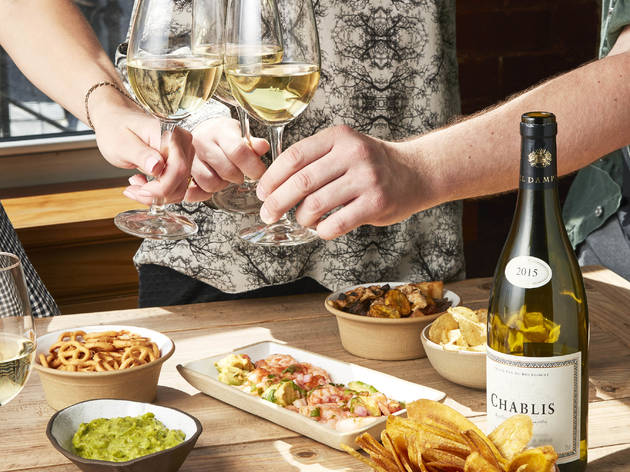 Enjoy the month-long Chablis wine tastings and deals in Hong Kong this summer