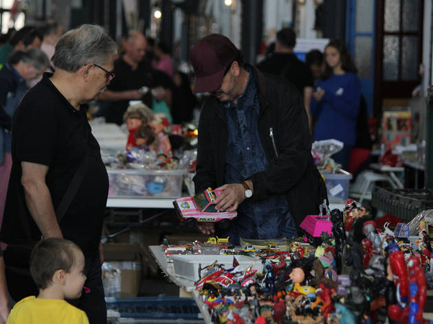 Feria del coleccionismo de Madrid