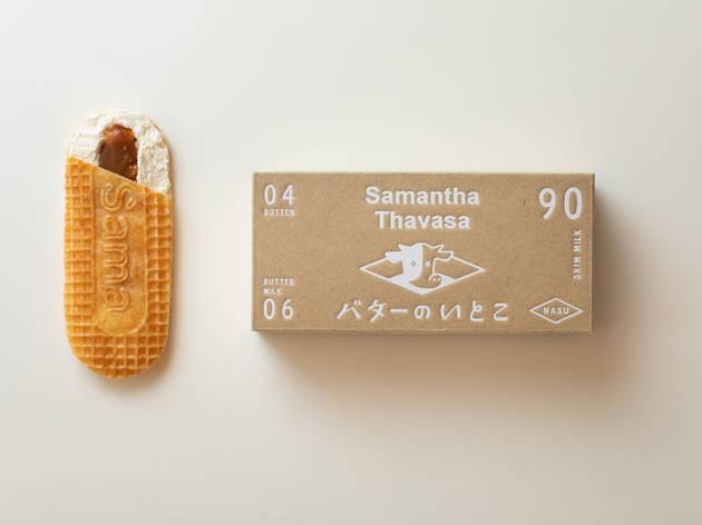 バターのいとこ サマンサタバサ ソラマチ店