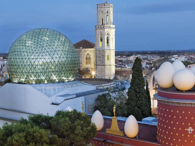 Figueres, Torre Galatea, Costa Brava, Empordà, escapades, viatges, turisme