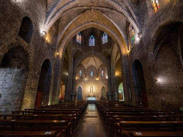 Figueres, visites, escapades, viatges, història, església, turisme, empordà, costa brava