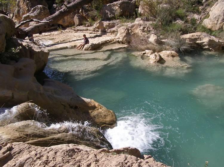 Las Chorreras (Cuenca)