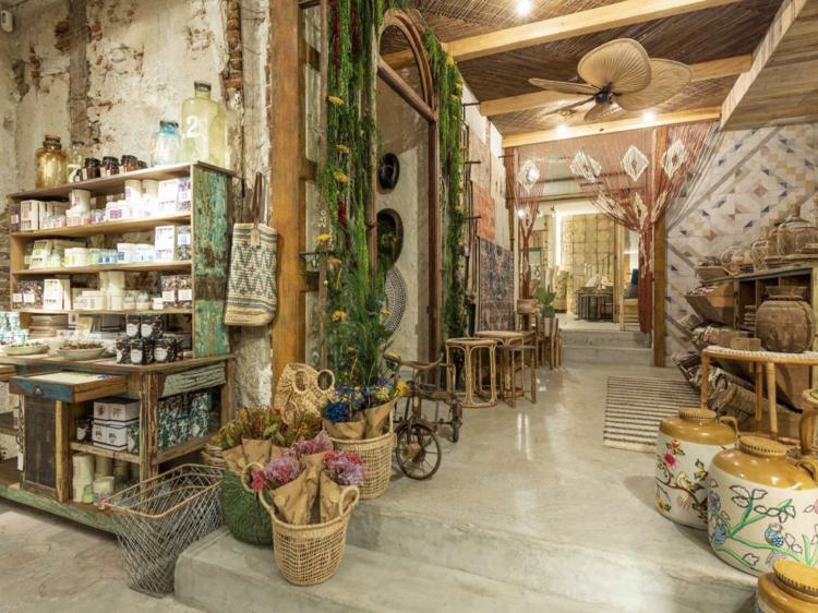Tiendas de decoración para huir del calor del verano en Madrid