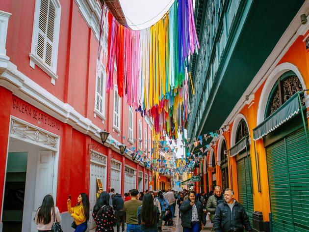 Monumental Callao Lima Peru