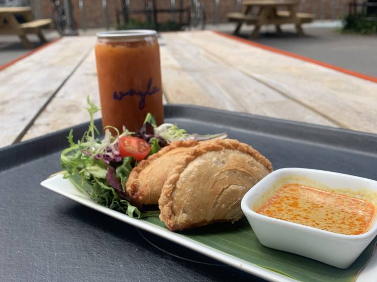 Wayla just opened at Time Out Market with some exclusive new menu items