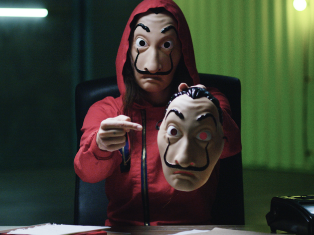 A fully immersive 'Money Heist' experience is coming to Miami