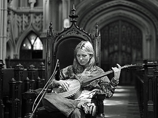 Nora Brown & the Holy Trinity Church