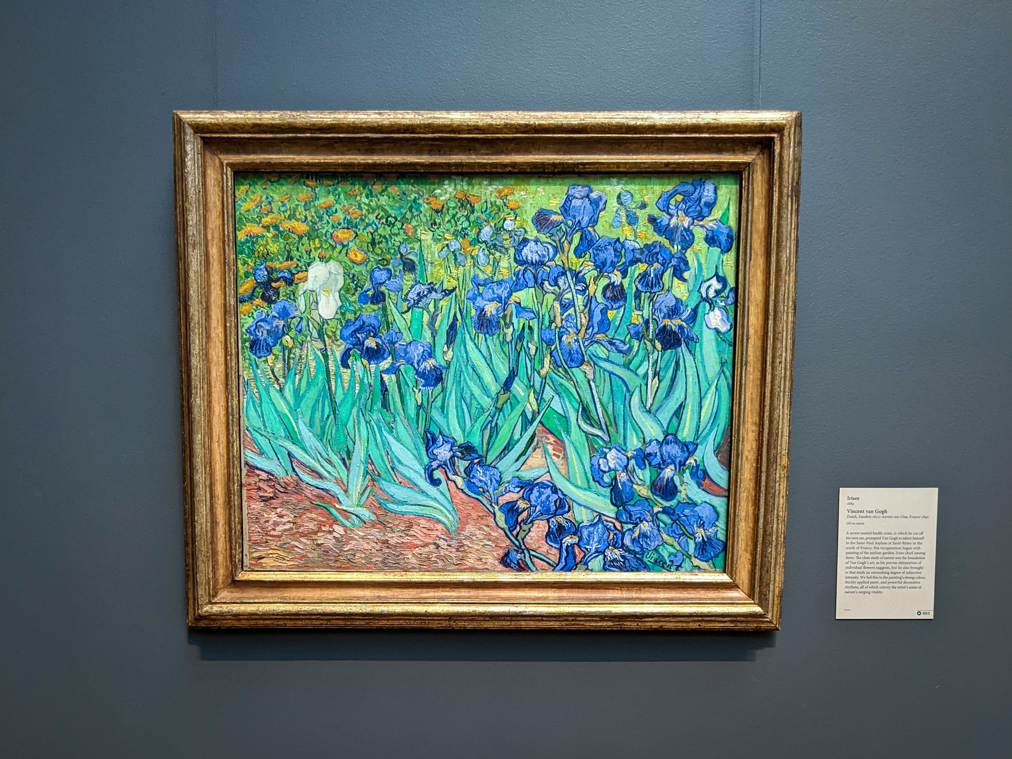 """Forget those """"immersive"""" exhibits, here's where you can see real Van Gogh paintings in L.A."""