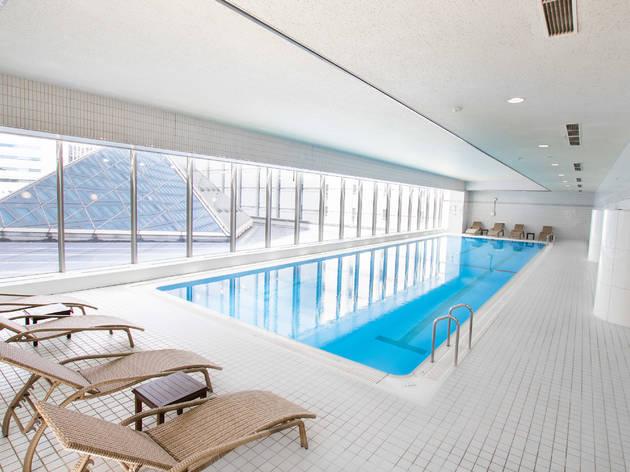 品川プリンスホテル pool&stay