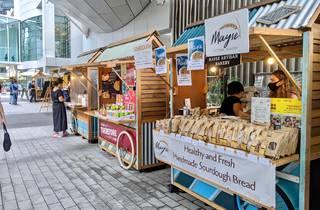 tong chong street market tea fest 2021
