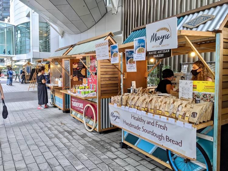 太古坊糖廠街市集六月「街頭美食嘉年華」