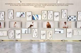 Cartier. Pavilion of design (Centro Cultural Casa de Vacas)