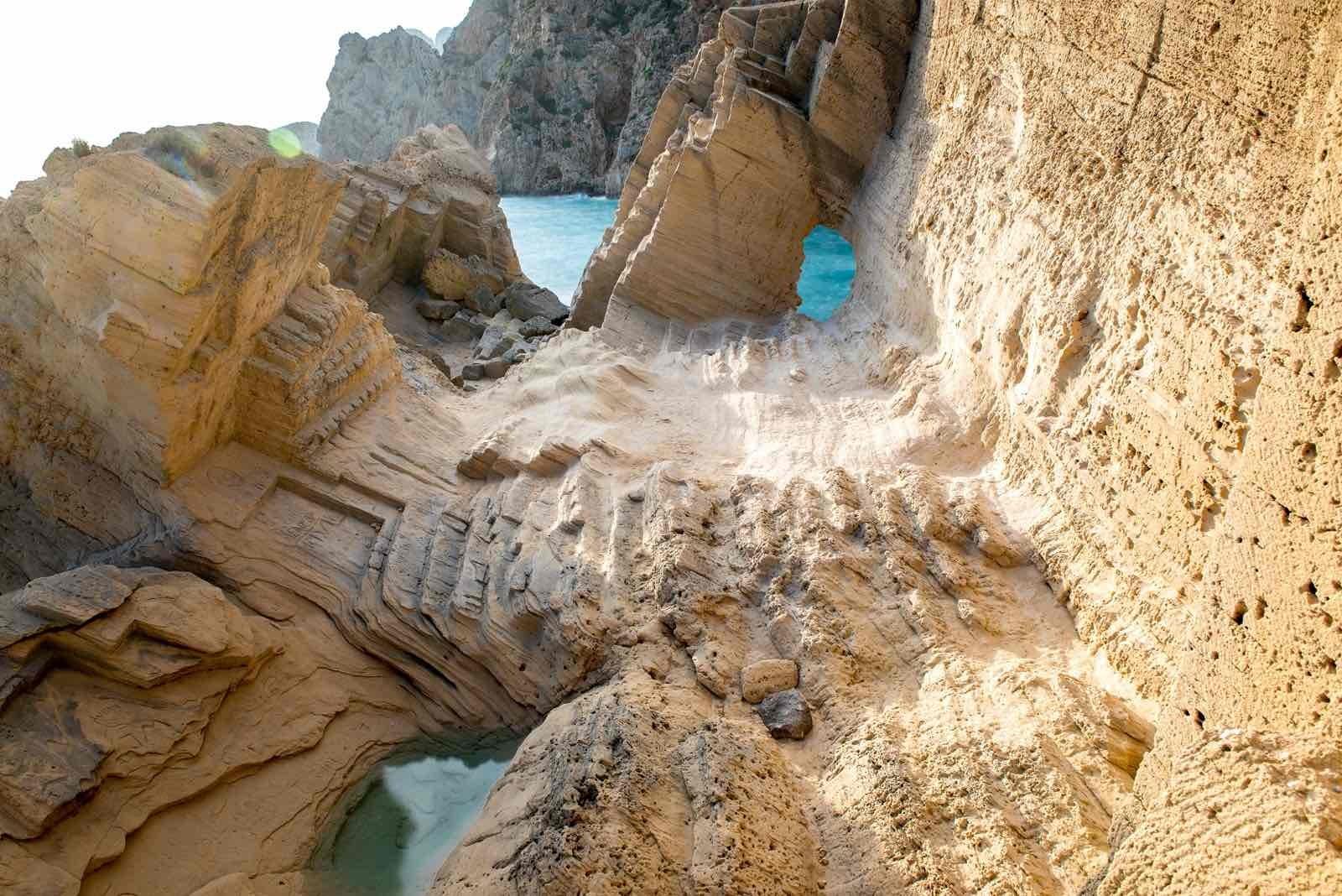 Sa Pedrera, Ibiza (foto: Shutterstock).